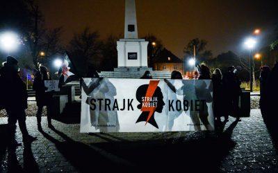 strajk kobiet głogów